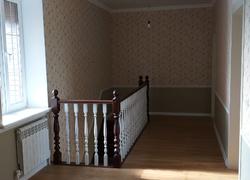 Отделка дома (Ростошинские пруды): отделка лестницы