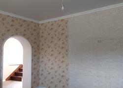 Ремонт коттеджа под Оренбургом: ремонт  стен