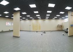 Отделка большого коммерческого помещения в Оренбурге