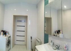 Сделанная нами ванная комната в частном доме