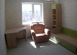 Пример отделки спальни, выполненный нашими мастерами